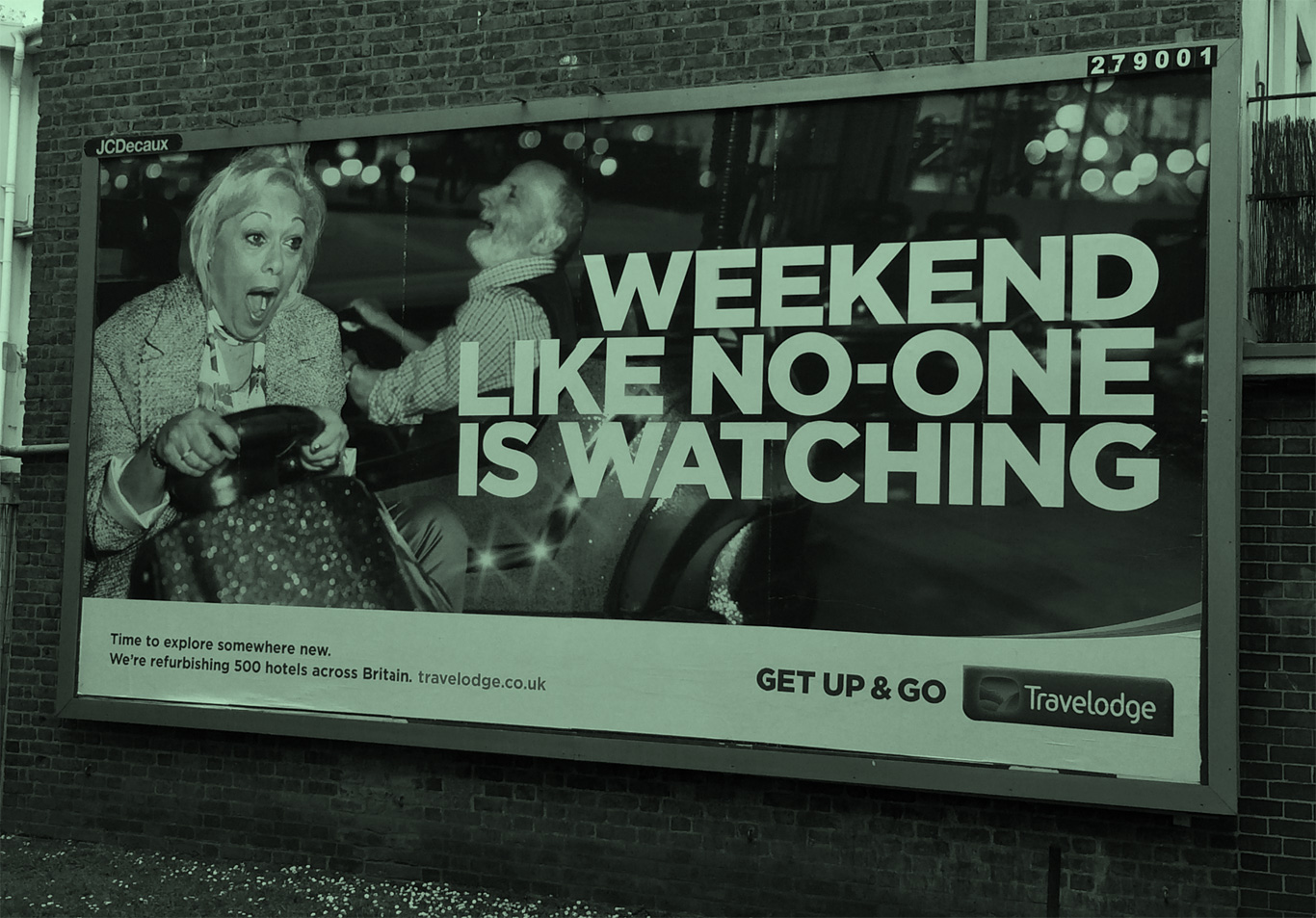 Travelodge ad