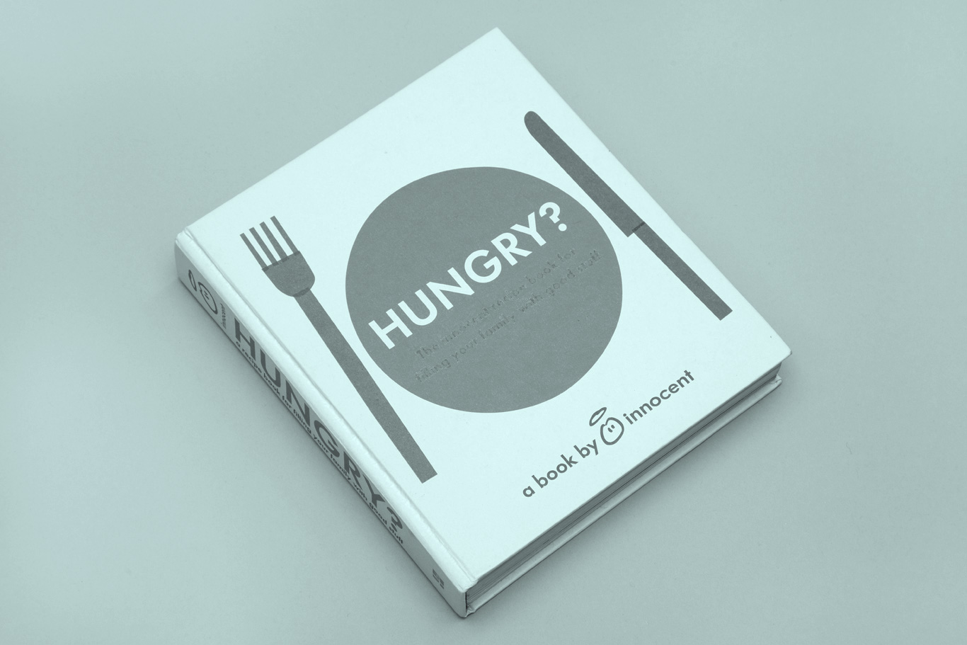 Innocent asked us to pen some words for their recipe book…