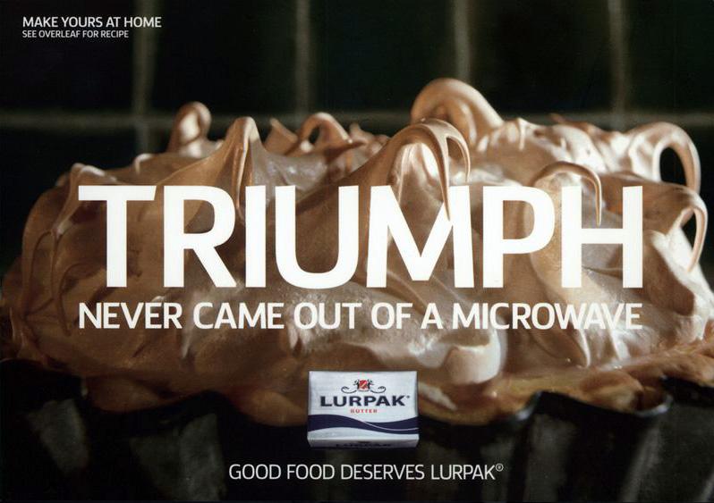 Lurpak campaign, Weiden and Kennedy, 2011