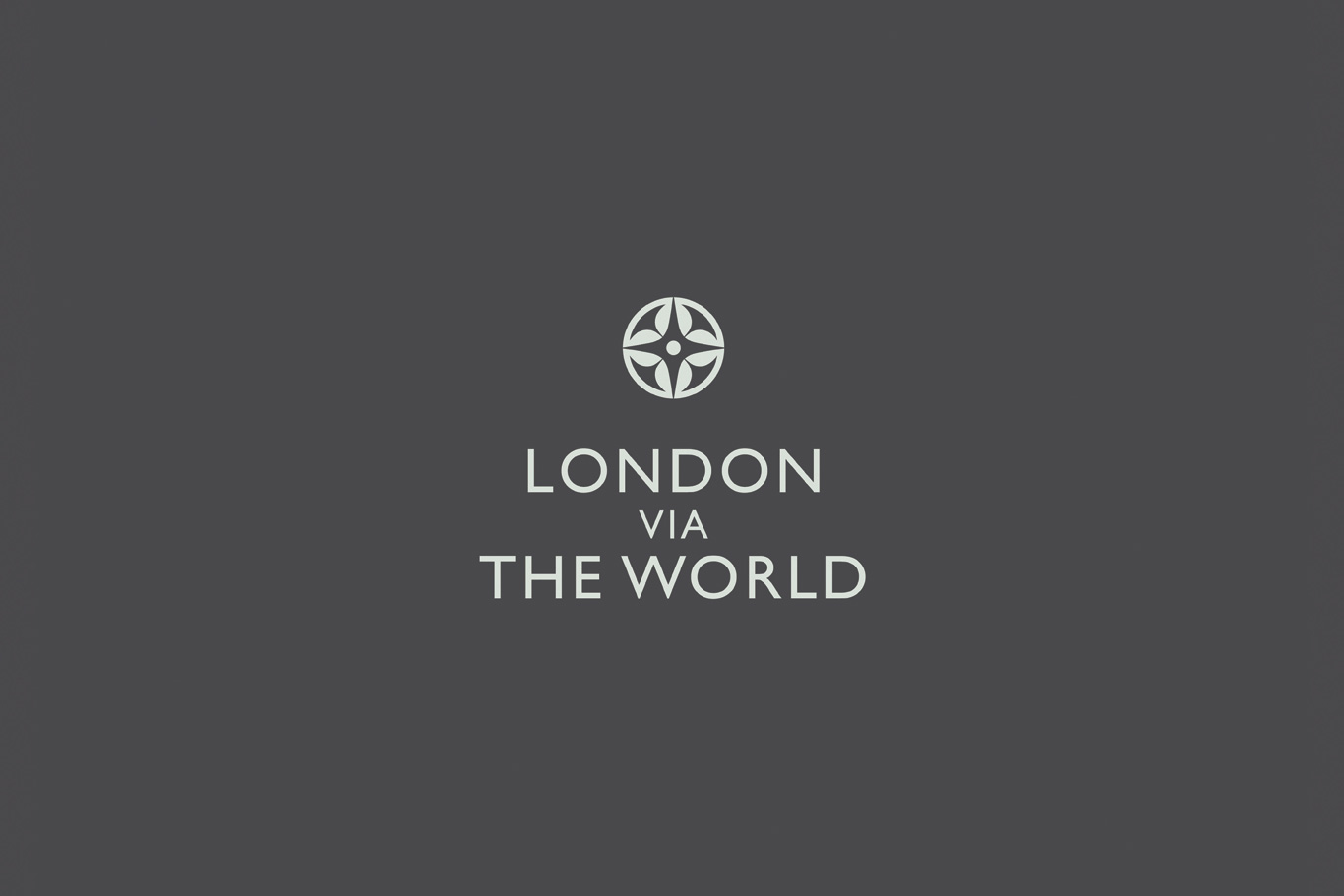 London via the world - Molton Brown's brand, summed up in four words.