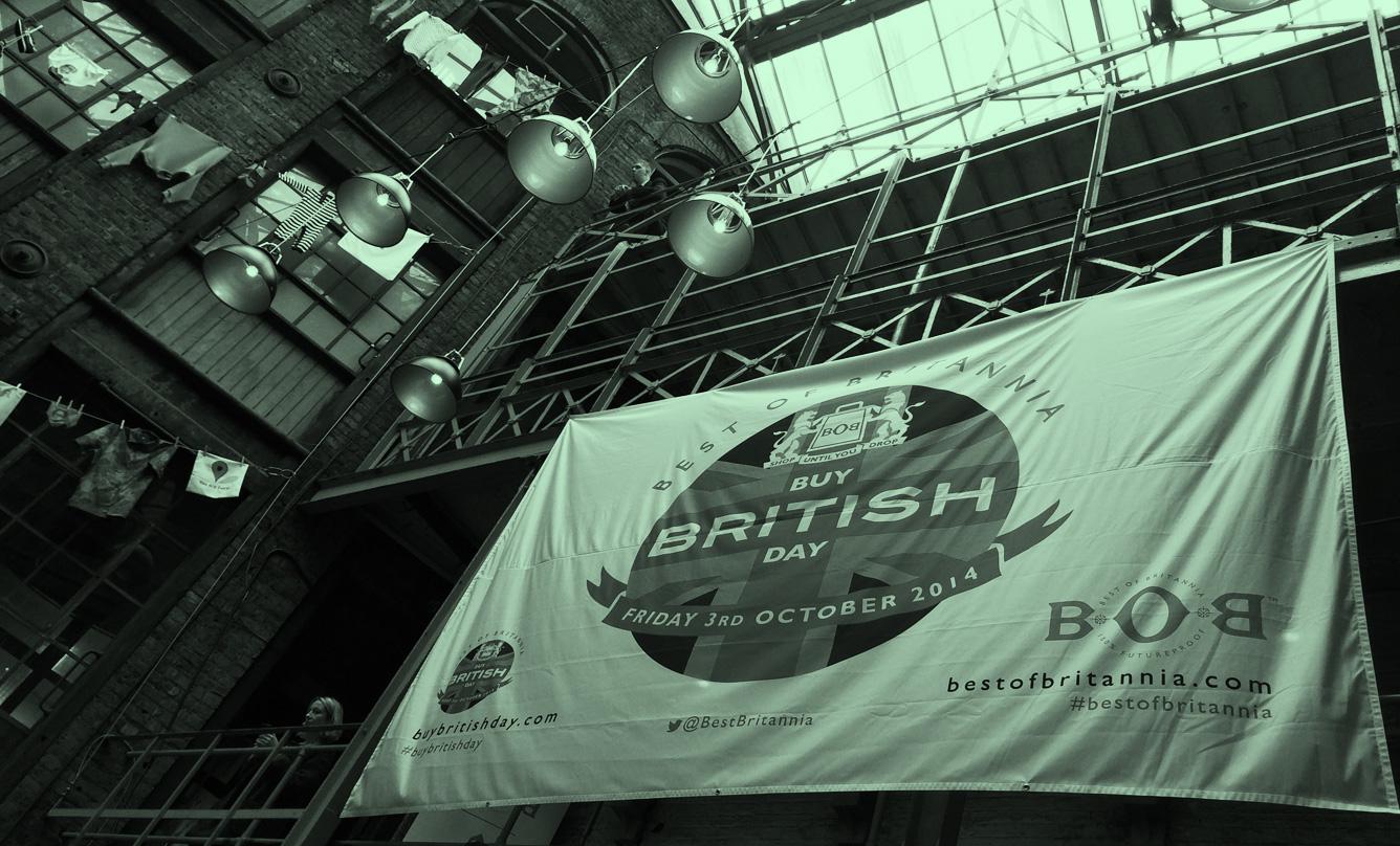 The main atrium at Best of Britannia