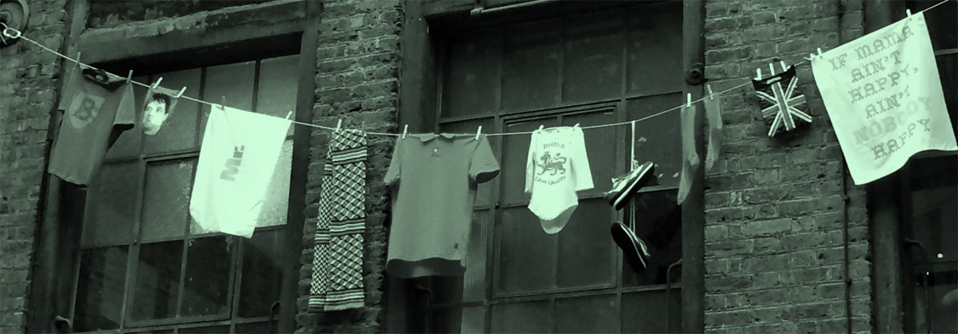 A selection of the brand and products on sale.