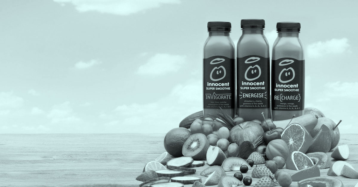 Naming for Innocent's Super Smoothies