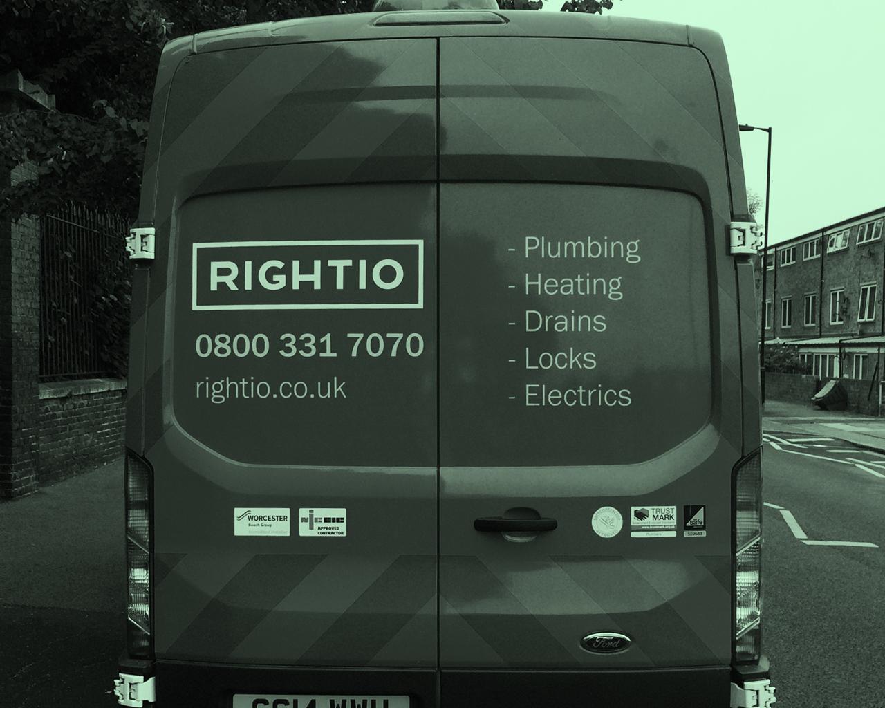 A van that thinks it's an app