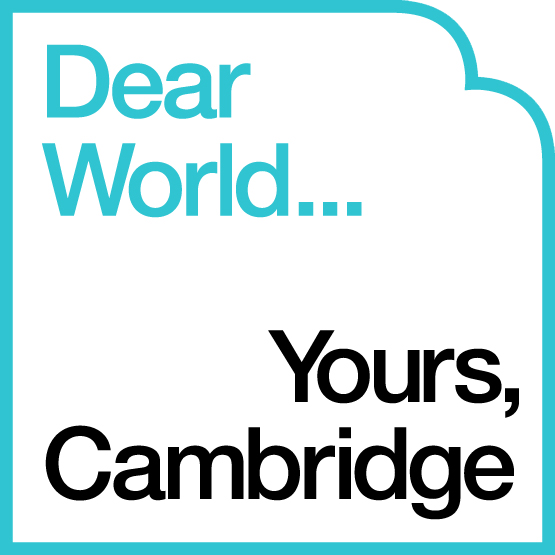 Campaign for the University and Colleges of Cambridge by johnson banks.