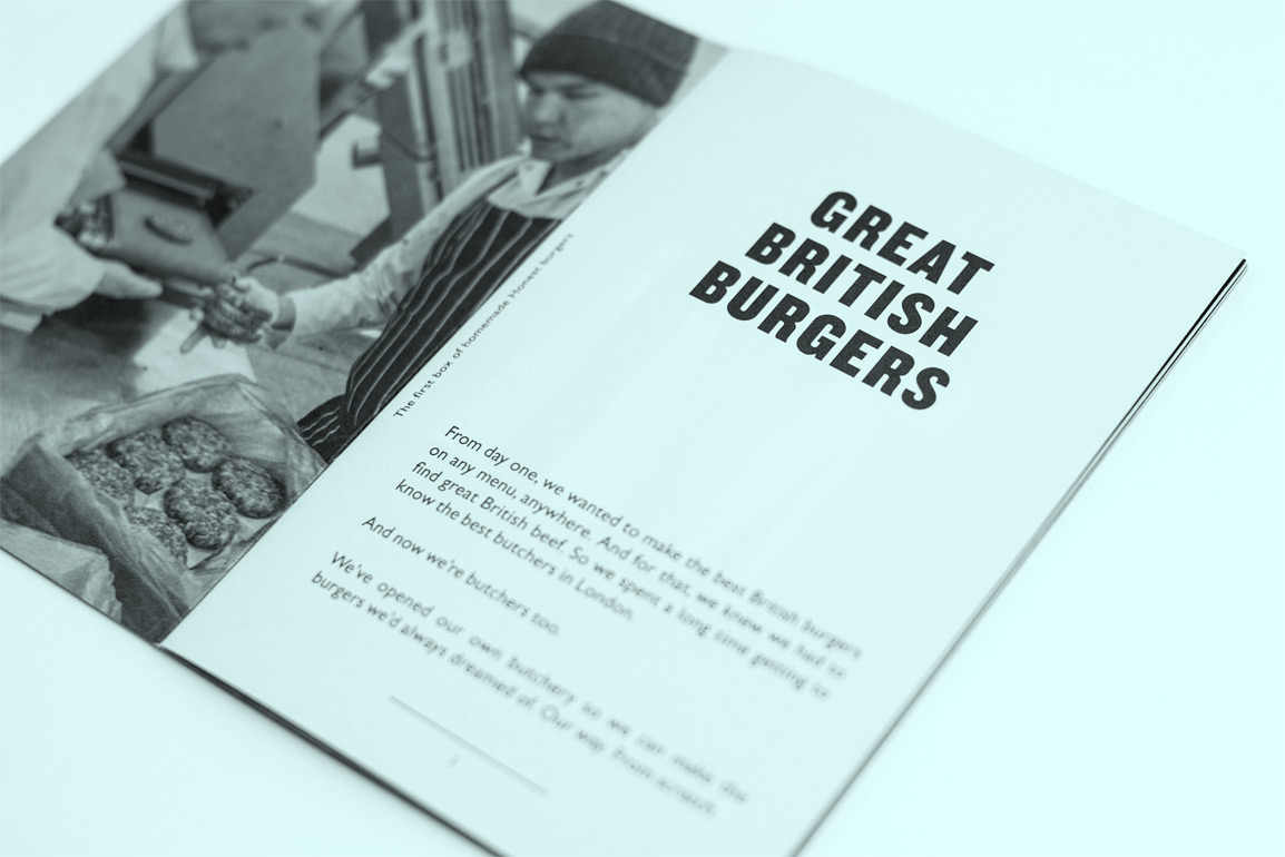 Great British Burgers
